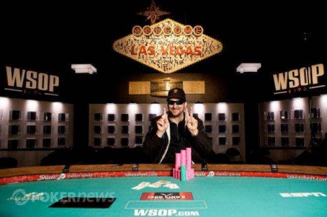 Phil Hellmuth:第12条WSOP金手镯入手 0001