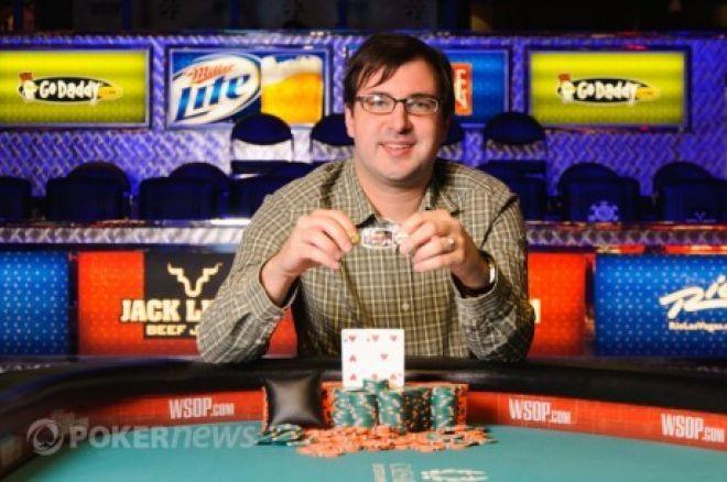 World Series of Poker 2012 День 14: Метрос выигрывает 3-ий... 0001