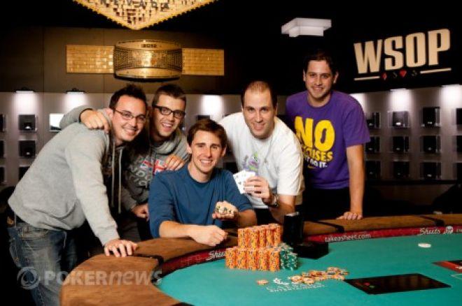 World Series of Poker 2012 Dzień 16: Goldkind i Scholl z bransoletkami 0001