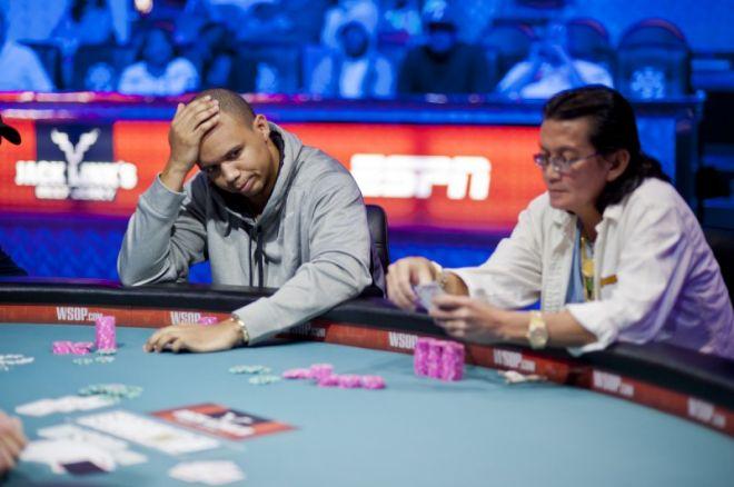 WSOP Boulevard: Ivey grijpt opnieuw naast bracelet; Simon Charette wint Event #23