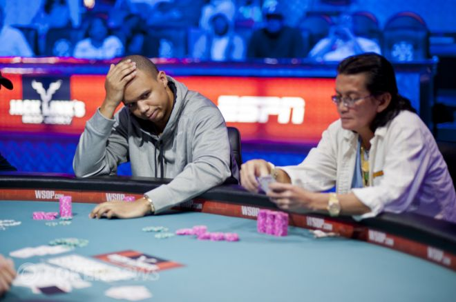 Phil Ivey and Scotty Nguyen