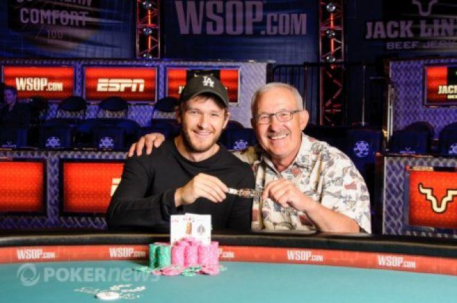 World Series of Poker dzień 19: Cassidy pokonuje Nguyena, Merinders i Scott triumfują 0001