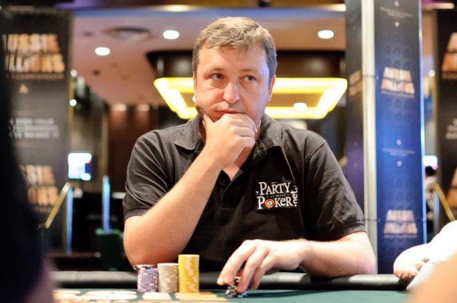 Tony G se odhlásil z turnaje s milionovým buy-inem 0001