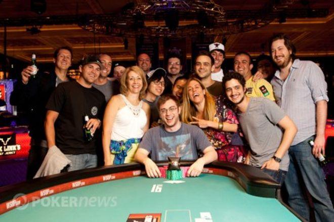 World Series of Poker dzień 23: Shulman, Baker i Phillips wygrywają bransoletki 0001