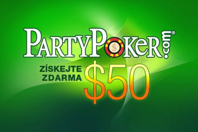 Bonus $50 zdarma! 0001