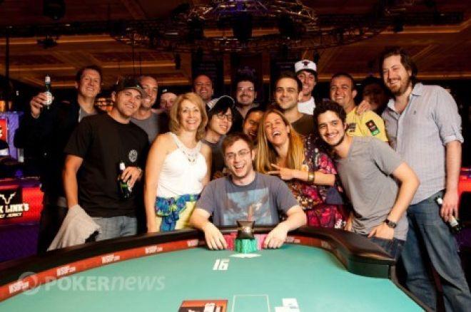 World Series of Poker 2012 День 23: Шульман, Бейкер и Филлипс... 0001