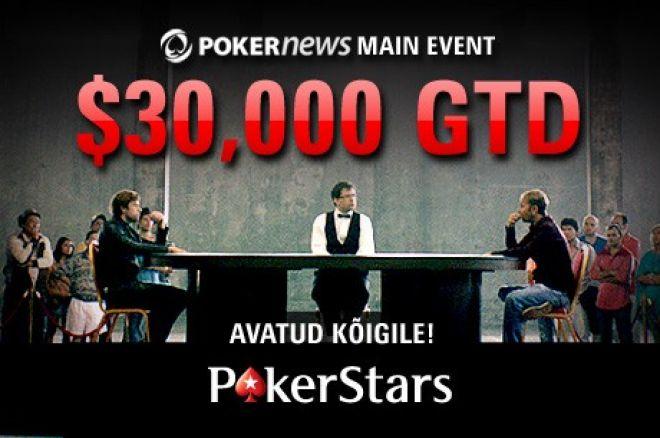 PokerNews põhiturniir