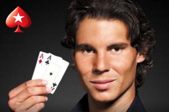 Rafael Nadal Se Pridružio PokerStarsu 0001
