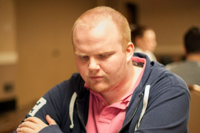 Chris Brammer at the WSOP