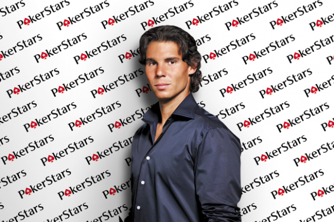 Tennis Champion Rafael Nadal Joins Team PokerStars 0001