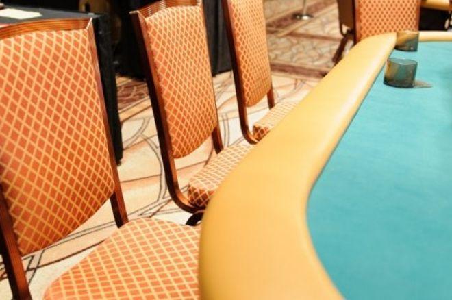 Mindenki elégedett az új székekkel a WSOP-n 0001