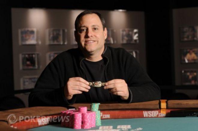 """World Series of Poker dzień 27: David """"ODB"""" Baker pokonuje Muellera i ma pierwszą... 0001"""