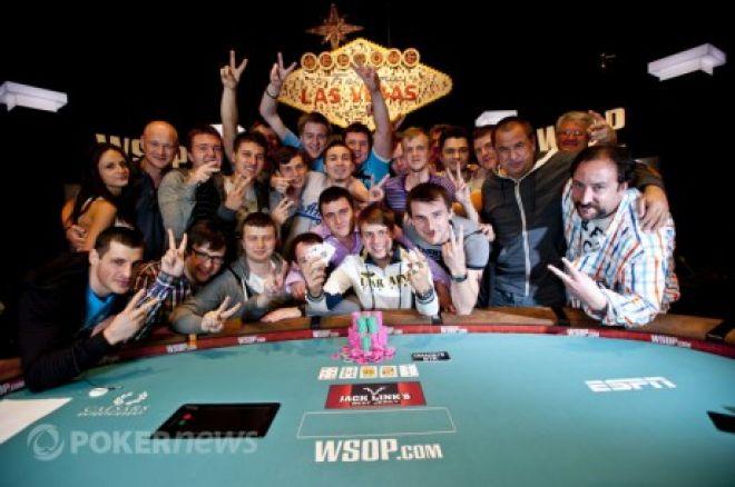 World Series of Poker dzień 29: Kovalchuk wygrywa, Glazier w heads-up, startuje 50k PPC 0001