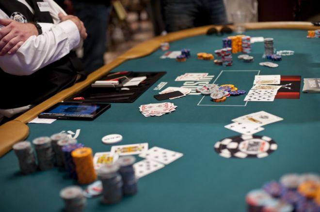Kontroverzní handa z $50k Championshipu 0001