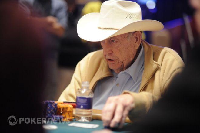 """Blicas: Doyle prabyla apie WSOP karjeros pabaigą, Nesės """"Bracelet"""" turnyrai ir kita 0001"""