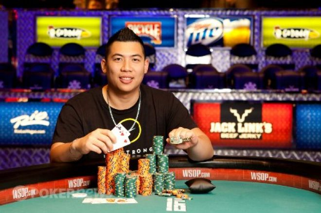 World Series of Poker 2012: Henry Lu Ganha Evento, Primeira Bracelete WSOP e Prémio de... 0001