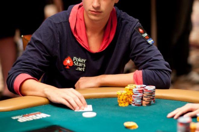 Viktor Blom leder WSOP Event #45 - $50k Championship 0001