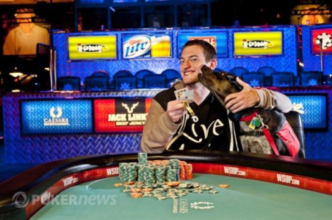 World Series of Poker dzień 32: Weissman wygrywa, Mizrachi prowadzi w 50k PPC 0001