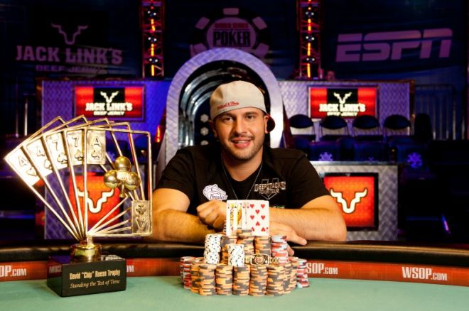 Michael Mizrachi vant #45: $50 000 Poker Players Championship 0001
