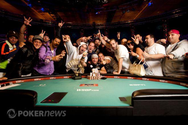 월드 시리즈 오브 포커, 프로 포커 플레이어들의 챔피언은?! 충격적인... 0001