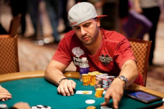 Event #45: $50,000 Poker Players Championship fināla galds 0001