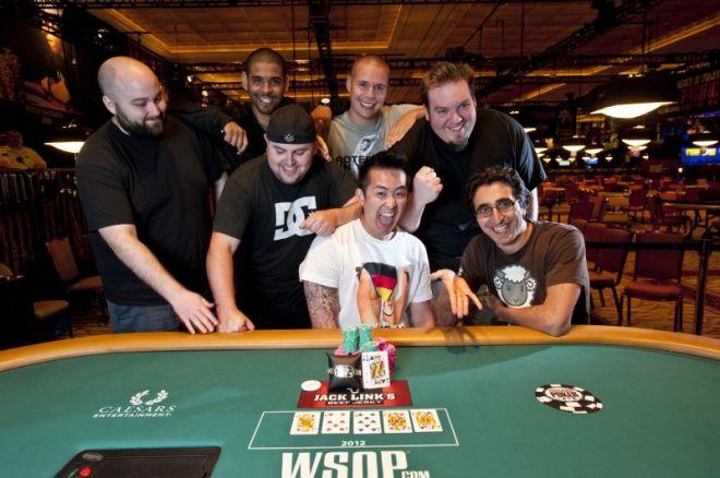 2012 World Series of Poker Dag 33: To nye vinnere og 3 norske stilte ved #53 0001