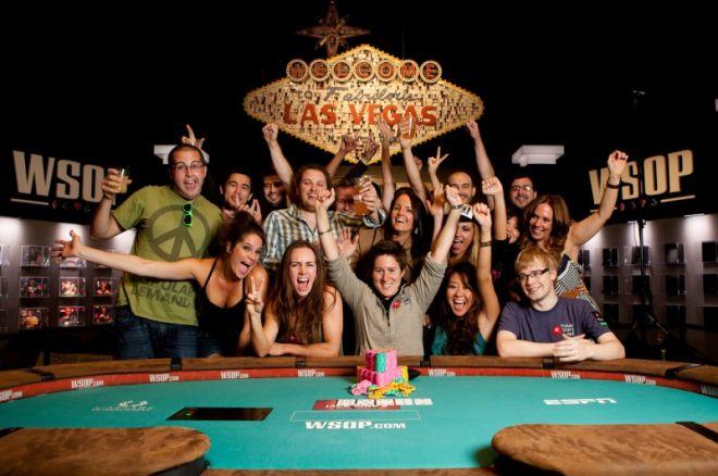 WSOP Boulevard: Vanessa Selbst wint haar tweede bracelet; Van der Fluit veertiende