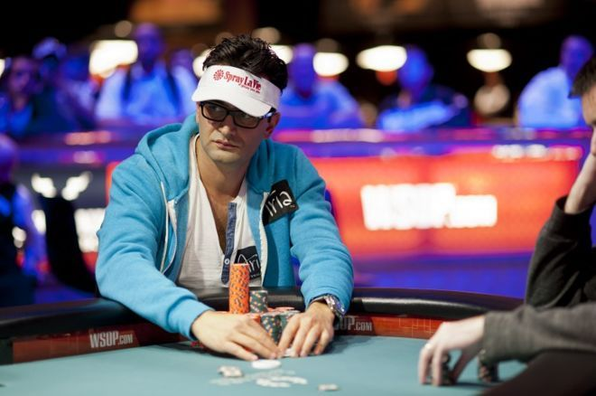 Kialakult a BIG ONE döntő asztala - Antonio Esfandiari vezet 0001