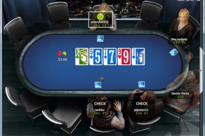Betfair Poker Raked Hands Frenzy състезание с награден фонд $50,000... 0001