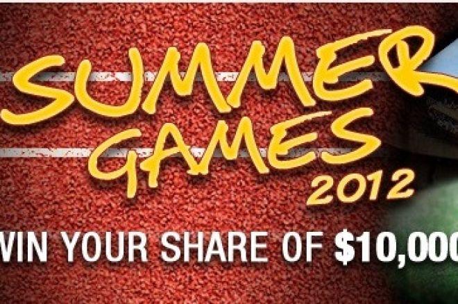 Summer Games 2012 SNG състезание с награден фонд $10,000 през... 0001