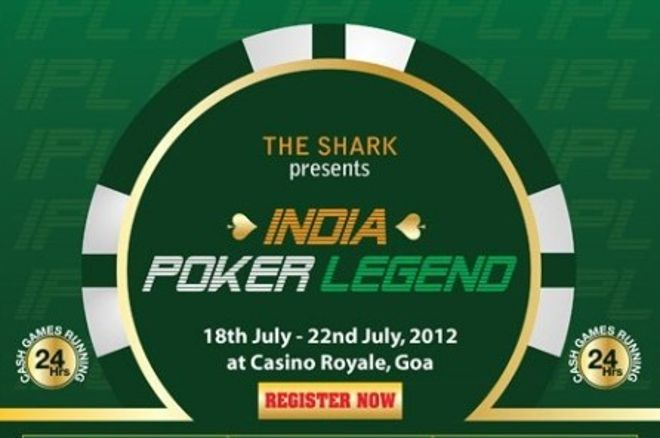 India Poker Legend in July 0001