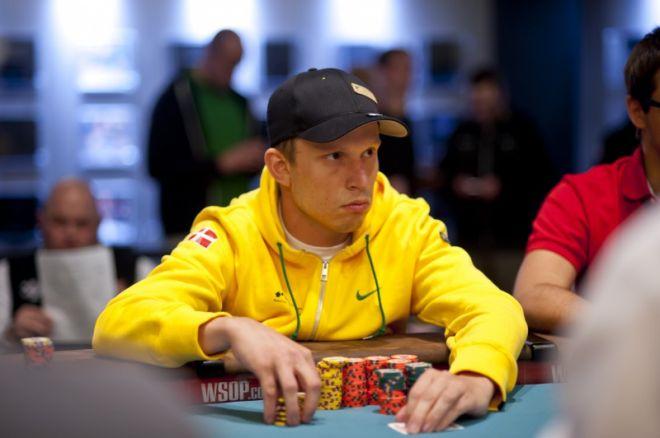 WSOP #56: Peter Eastgate på fjerdeplass 0001