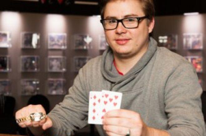 Video WSOP: Tomas Junek Vencedor com Kristy Arnett 0001