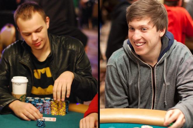 WSOP pagrindinis turnyras 1A diena: Matas ir Kristijonas antroje dienoje! 0001