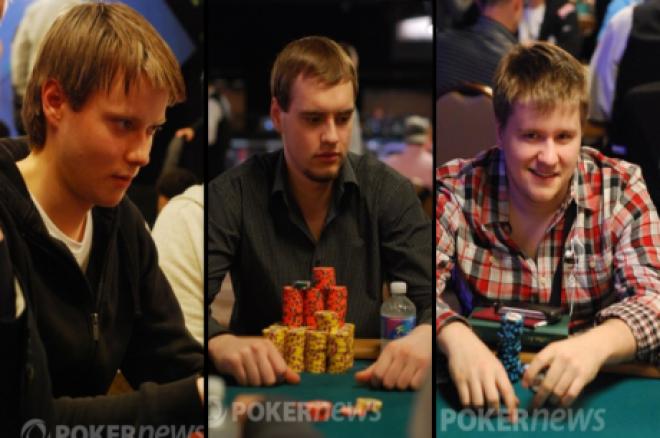 WSOP pagrindinis turnyras 1B diena: visi trys dalyvavę lietuviai 2-oje dienoje 0001