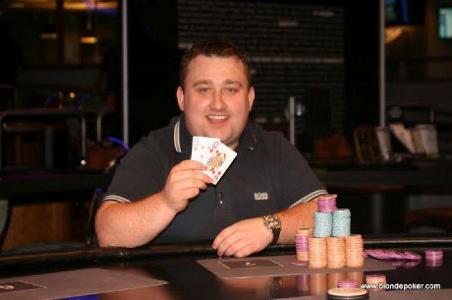 Christopher Murtagh (Photo: BlondePoker.com)
