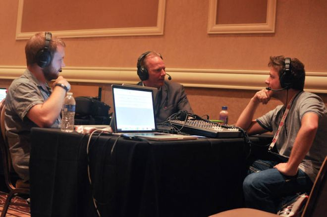 [WSOP 2012 Radio] Recap Main Event Dag 1C