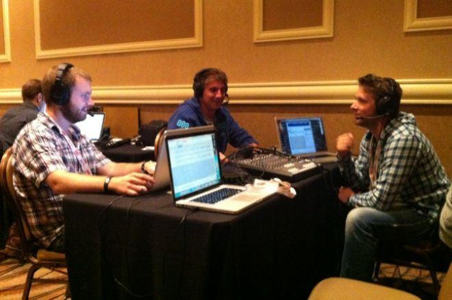 [WSOP 2012 Radio] Recap Main Event Dag 2C