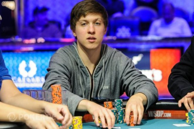 WSOP pagrindinis turnyras: į ketvirtą dieną keliauja vienintelis Kristijonas Andrulis 0001