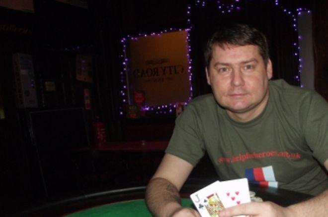 Barry Denson új világcsúcsa: 120 órán és 20 percen keresztül pókerezett megállás... 0001
