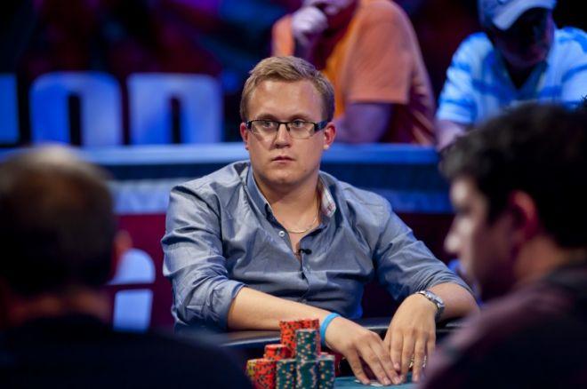 Jonathan Hellman ende svensk i WSOP ME med 97 spelare kvar 0001