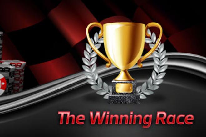 Weź udział w Winning Race na Winner Poker i wygraj część z puli $1,500 0001