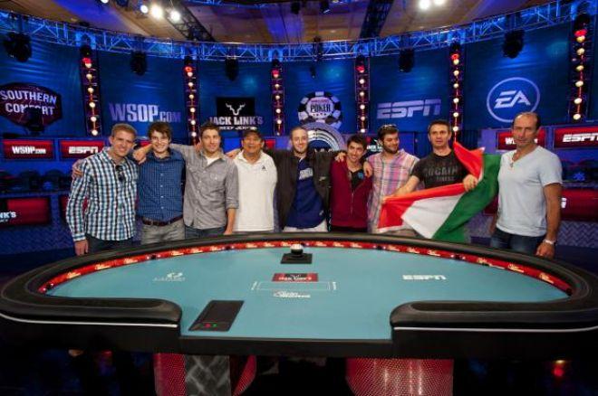 World Series of Poker dzień 51: Znamy finałową dziewiątkę! 0001