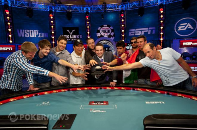 WSOP 2012 Day 7: Oпределен состав финального стола WSOP Main... 0001