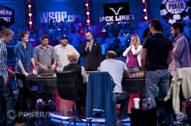 WSOP 2012: Spojrzenie na największe rozdania z Main Eventu 0001
