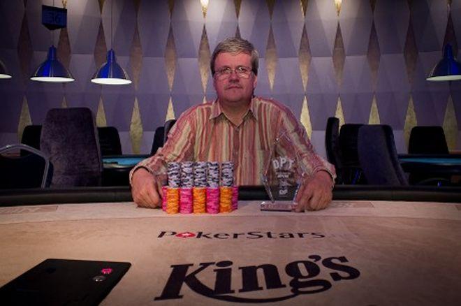 Miroslav Macho végjáték nélkül húzta be a Deutsch Poker Tour főversenyét 0001
