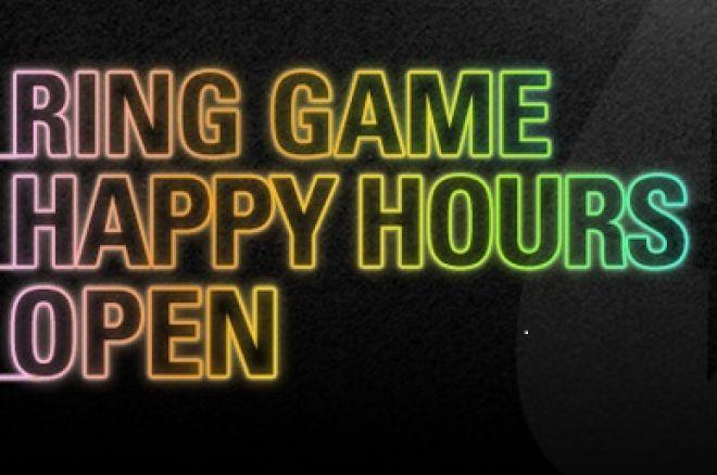 PokerStars Happy Hour