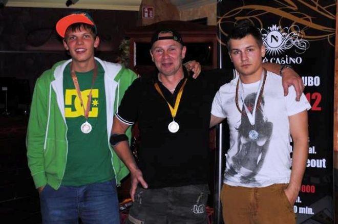 """Blicas: """"Nesės Taurės 2012"""" starte profesionalų triumfas, ANZPT turnyre net trys... 0001"""