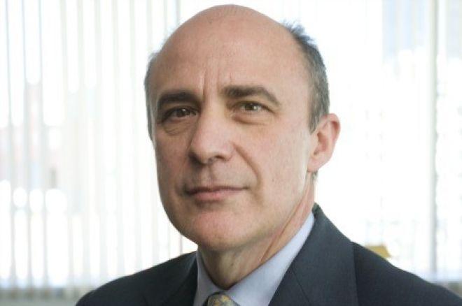 Enrique Alejo, director general de Ordenación del Juego