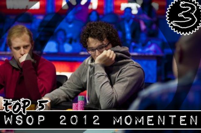 PokerNews WSOP 2012 TOP 5 | Nummer 3: Joep van den Bijgaart vierde in Mixed Hold'em toernooi